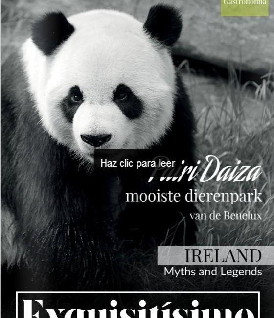 Exquisitísimo magazine