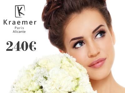 Oferta de Lujo para Novias: 240€