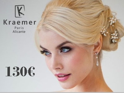 Свадебная прическа: 130€